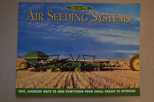 John Deere Brochure - Air Seeding Systems New For 1995 - hoe drill tank cart1994