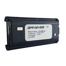 KNB-45L 1800mAh Battery for KENWOOD TK-2200L TK-3200L TK-2207 TK-3207 TK-2312