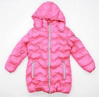 Next Girls Pink Puffer Jacket Age 10 Years