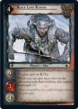 LOTR TCG Black Land Runner 15C103 The Hunters The Lord of the Rings MINT