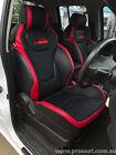 NISSAN NAVARA PATROL GTS SEAT CONVERSION KIT GENUINE ITALIAN LEATHER D40 D23 GU