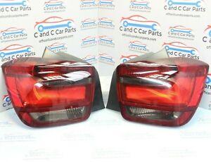 BMW 1 Series Rear Brake Light Pair Smoked Tinted Pre LCI F20 F21 7270095 21/10