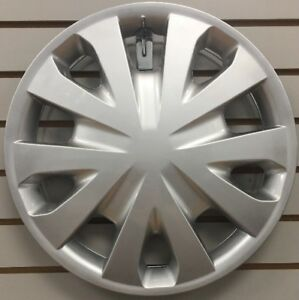 "NEW 15"" Silver Hubcap Wheelcover for 2012-2019 Nissan VERSA"