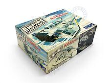 "Mpc Star Wars Empire Strikes Back Luke SkyWalker's Snowspeeder (8"" Long)"