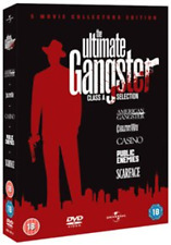 Ultimate Gangster Collection 5050582849561 DVD Region 2 P H