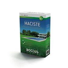 Semi professionali tappeto erboso prato inglese MACISTE Bottos confezione KG 1