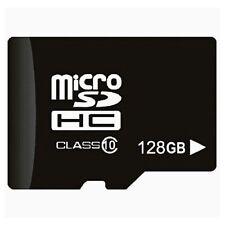 Carte mémoire micro SD SDHC 128Go Gb classe 10 + Adaptateur + suivi colis