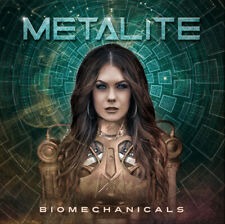 METALITE - Biomechanicals - CD - 884860289726