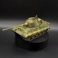 Pro Painted tamiya 1/48 scale King tiger w/ tank commander bolt action CoC 28mm