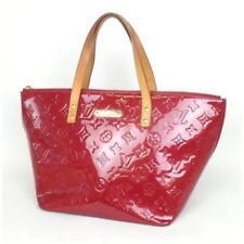 Louis Vuitton Pomme D'Amour Monogram Vernis Bellevue PM Bag - Excellent Cond