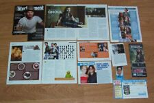 12 pcs Johnny Depp clippings – Pirates Caribbean – Dark Shadows
