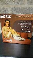 IMETEC – Chauffe-pieds électrique – Dreamland