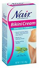Nair Nair Sensitive Bikini Cream Hair Remover - 1.7 oz