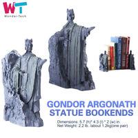 Il Signore degli Anelli Hobbit The Gates of Gondor Argonath Statue Fermalibri