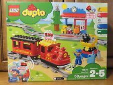 LEGO Duplo 10874 Steam Train, New, Sealed