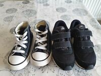 BUNDLE TODDLER TRAINERS SIZE 8-9.5UK