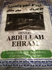 Abdullah Ehram Hajj And Umrah Made In Pakistan