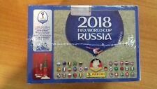 Panini WM World Cup Russia 2018 Sticker Deutsch 1 Display 100 Tüten