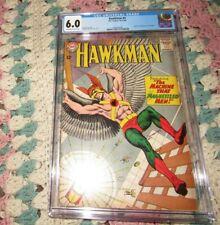 Hawkman 4 CGC 6.0 Zatana 1st appc Origin DC Movie Harley Quinn Batman Superman