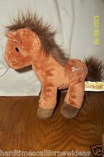 Breyer Horses Saddle Club Prancer Horse Plush 7""