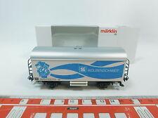 AT12-0,5# Märklin/Marklin H0/AC Güterwagen Kolbenschmidt/KS, sehr gut+OVP