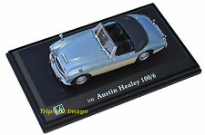 AUSTIN-HEALEY 100/6 1:43 die-cast model -  Healey Blue over ivory
