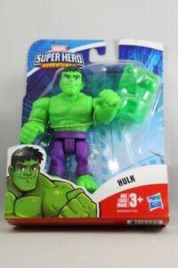 Super Hero Adventures Hulk Action Figure