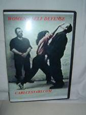 Carl Cestari Women'S Self Defense Dvd Self Defense Hand to hand Mma