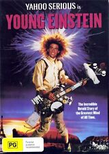 YOUNG EINSTEIN - YAHOO SERIOUS -  NEW & SEALED DVD - FREE LOCAL POST