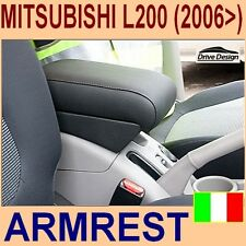 Mitsubishi L200 (from 2006) - armrest mod. TOP for accoudoir puor mittelarmlehne