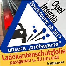 OPEL INSIGNIA B Sportstourer Lackschutz Film protection voiture film protecteur