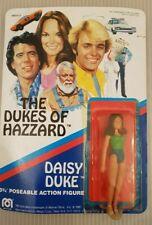 "1981 Mego Dukes of Hazzard DAISY DUKE 3 3/4"" Action Figure RARE Unpunched"