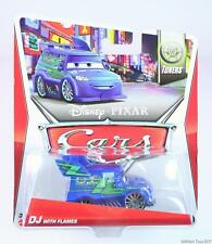 DISNEY CARS Tuners DJ spinner car 1:55 diecast toy Pixar - NEW!