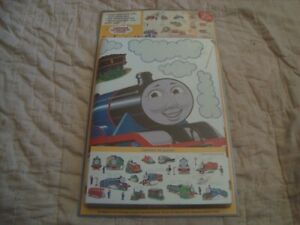 Thomas the Tank Engine Wall Stickarounds - New in Sealed Box - RARE