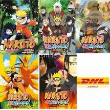 ANIME DVD~ NARUTO SHIPPUDEN( Ep1-720) 5 Boxset-English Sub (DHL Express)
