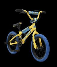 """Sold Out - New In Box! 2020 🔥SE Bikes Lil Flyer 16""""Yellow / Blue Ripper Bmx New"""