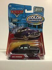 DPC Night Scene 1:55 Disney Cars Color Changers Doc Hudson