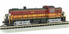 Bachmann N Scale Alco RS-3 Diesel Locomotive w/ DCC. Boston & Maine. NEW!