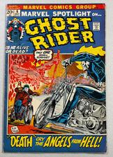Marvel Spotlight 6 - 2nd appearance of Ghost Rider (Johnny Blaze)