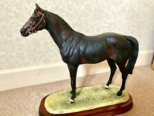 Border Fine Arts Thoroughbred Stallion in Bay 662/750