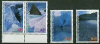 Australian Antarctic Territory 106 - 109 postfrisch MNH Landschaften 1996