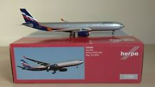 1/200  Aeroflot Airbus A330-300 Herpa Wings 555609