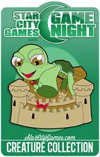 Star City Games SCG Game Night MTG - Turtle Pin