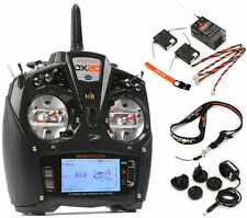 SPEKTRUM DX20 DX 20 20 CHANNEL DSMX TRANSMITTER W/ AR9020 RECEIVER MD2 SPM20000