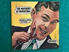 Mothers of Invention Weasels Ripped My Flesh Reprise Records Promo LP Zappa
