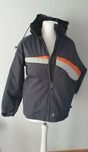 George Boys Grey Ski Jacket Age 13/14 Preloved