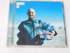18 By Moby (CD, 2002, V2 Records) i'M Non Worried At Tutti Rafters Sleep Alone