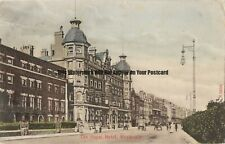 Dorset Weymouth The Royal Hotel 1907 Vintage Postcard 29.5