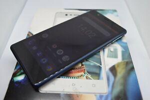 Nokia 3 - 16GB - Black - Blue (Unlocked) Smartphone
