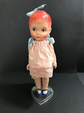 Made In Japan Painted Bisque Storybook Doll